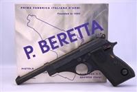BERETTA SERIES 70, MODEL 71 .22 LR - SLIDE SAFETY